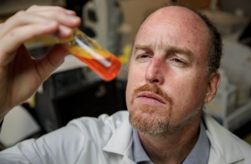 The Man Behind the Nano: Dr. Chris Shade