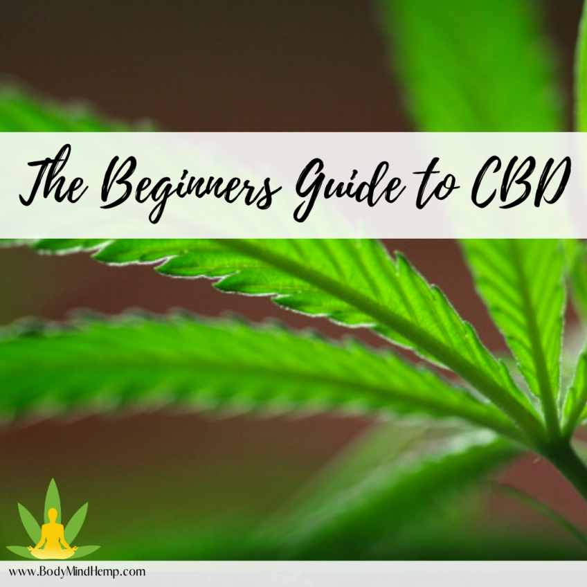 A Beginner's guide to CBD (Cannabidiol)
