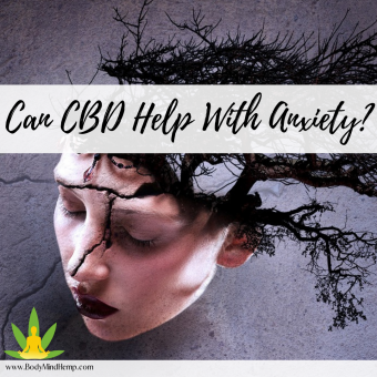 Can CBD Help With Anxiety?